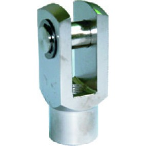 Accesoriu tip furca pentru cilindri pneumatici Ø200 - M36x2