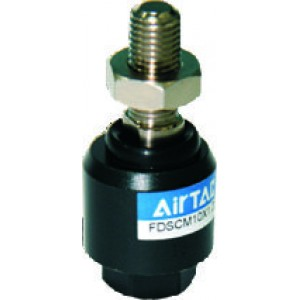 Accesoriu tip Floating Joint pentru cilindri pneumatici Ø10 - M4x0,7