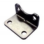 Accesoriu tip L prindere cilindru pneumatic Ø125