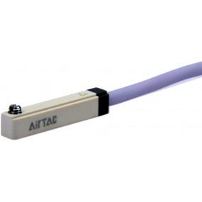 Senzor magnetic solid state tip E NPN cu 3 fire 2 m seria DMS