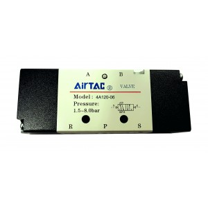 "Distribuitor bistabil comanda pneumatica 5/2 - G1/8"""