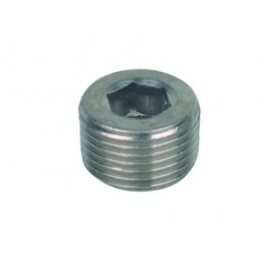 Dop metalic cu ingropat filet exterior 1/4""