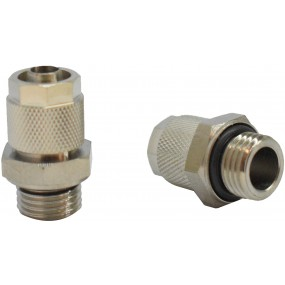 "Conector rapid push-on drept filet exterior 3/8"" - Ø10x6,5"