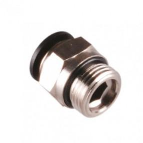Conector push-in drept M5 - Ø6